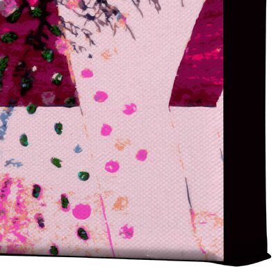 DENY Designs Randi Antonsen City 3 Gallery Wrapped Canvas
