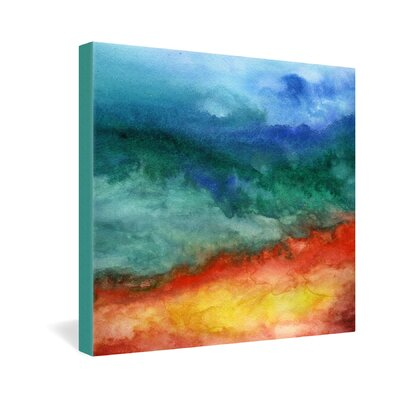 DENY Designs Jacqueline Maldonado Gallery Wrapped Canvas