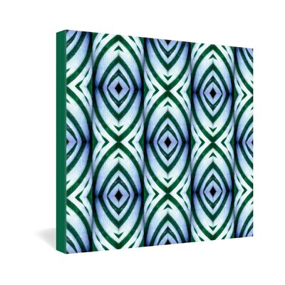 DENY Designs Wagner Campelo Maranta 1 Gallery Wrapped Canvas