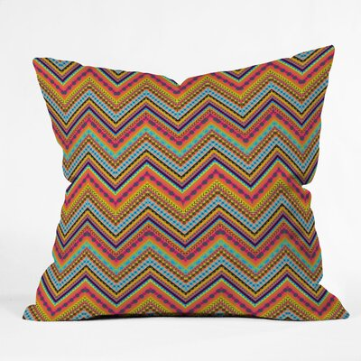 DENY Designs Amy Sia Tribal Chevron Polyester Throw Pillow