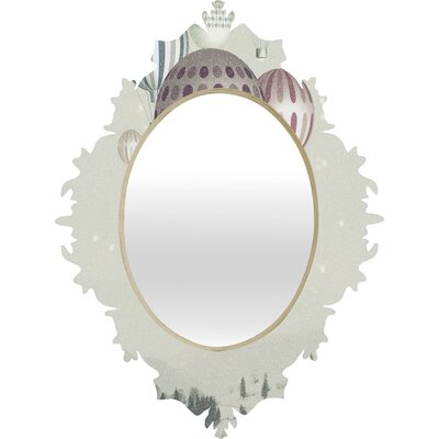 DENY Designs Belle13 Winter Dreamflight Baroque Mirror