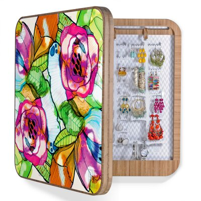 DENY Designs CayenaBlanca Fantasy Garden BlingBox