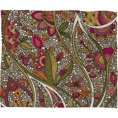 DENY Designs Valentina Ramos Kai Fleece Polyester Throw Blanket