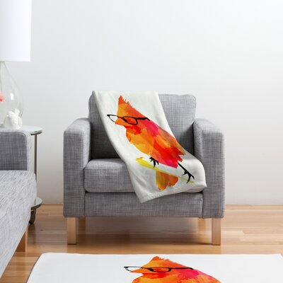 DENY Designs Robert Farkas Polyester Fleece Throw Blanket