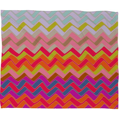 DENY Designs Sharon Turner Polyester Fleece Throw Blanket