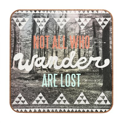 DENY Designs Wesley Bird Wander Wall Art