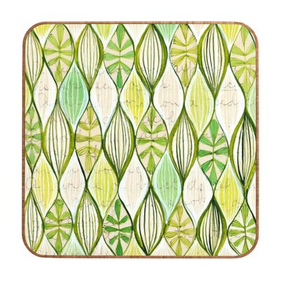 DENY Designs Cori Dantini Green  Wall Art
