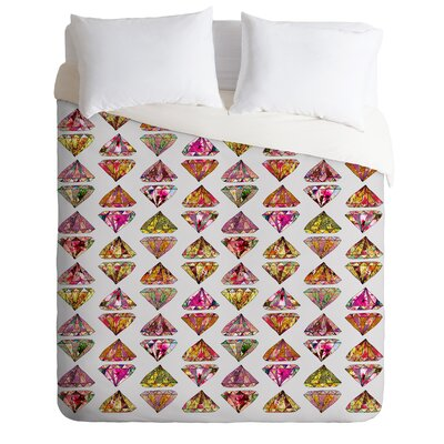 DENY Designs Bianca Green These Diamonds Are Forever Duvet Cover Collection