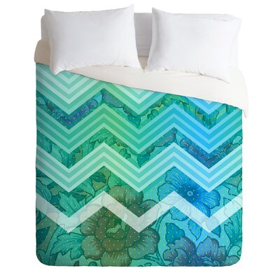 DENY Designs Gabi Azul Duvet Cover Collection