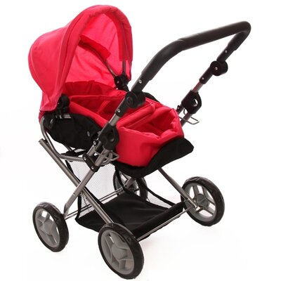 The New York Doll Collection Adorable Doll Stroller