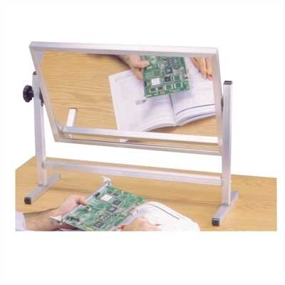 Testrite Demonstrator Instructional Mirror - Tabletop/Personal Size