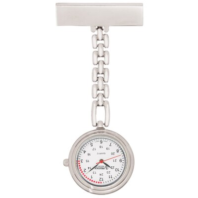 Prestige Medical Chain Lapel Watch