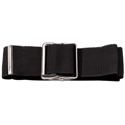 Prestige Medical Nylon Gait Belt with Metal Buckle