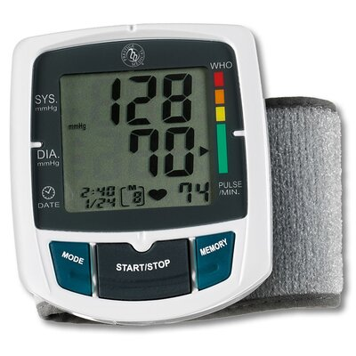 Wristmate Digital Blood Pressure Monitor