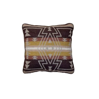 Wooded River Winnipeg Pillow