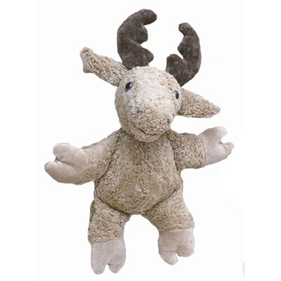 Challenge & Fun Kallisto Moose Organic Stuffed Animal
