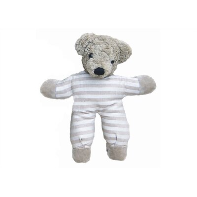 Kallisto Bear Baby Rattle Organic Stuffed Animal