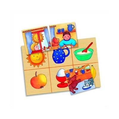 Challenge &amp; Fun Nice Day Lotto Memory Game