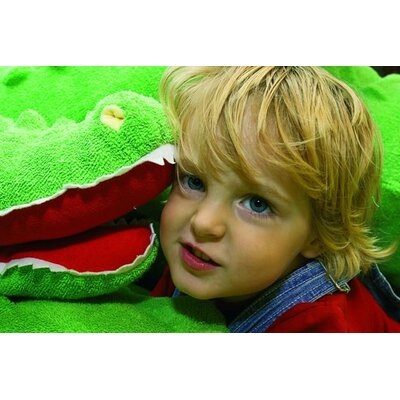 Challenge & Fun Furnis Crocodile Stuffed Animal