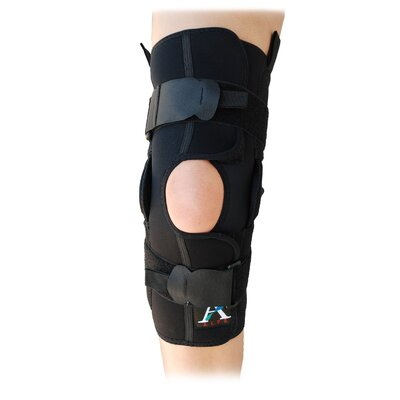 Wrap Hinge Around Knee Brace