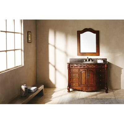 "James Martin Furniture Tanya 40"" x 32"" Bathroom Mirror"