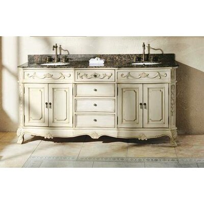 "James Martin Furniture Bella 72"" Double Bathroom Vanity Set"