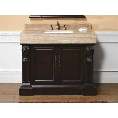 "James Martin Furniture Tama 42"" Bathroom Vanity with Top"