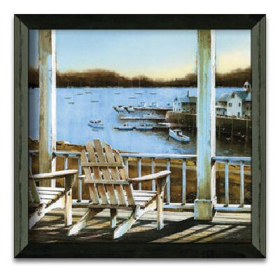 Timeless Frames Harbor View Art Print Wall Art