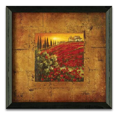 Timeless Frames Red Poppies I Art Print Wall Art