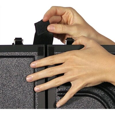 Orbus Inc. Voyager Briefcase Display System