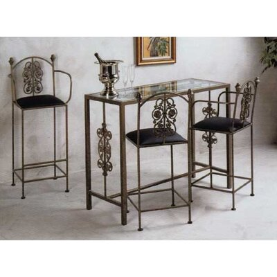 Grace Collection Garden Bar Stool