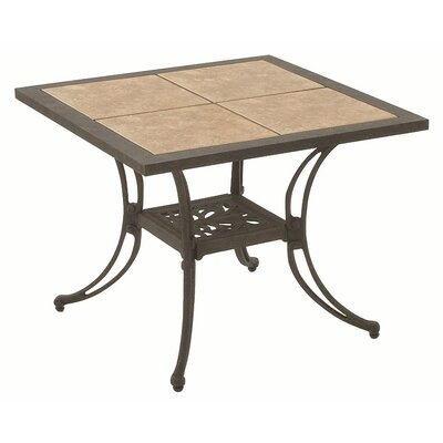 Drop In Tile Side Table