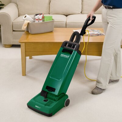 Bissell BigGreen Commercial Upright Clean Air Vacuum
