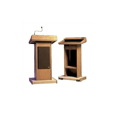 Anchor Audio Admiral Lectern