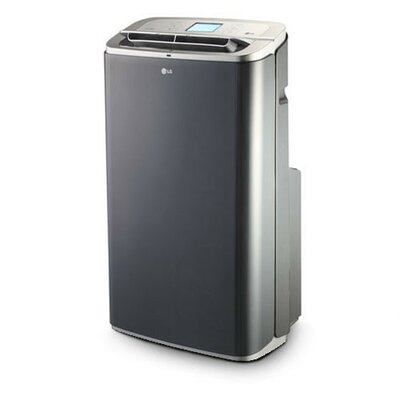 LG 13,000 BTU Remanufactured Portable Air Conditioner With Timer And Remote Control