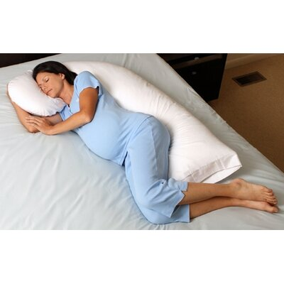 Snoozer Body Pillow Snoozer® Dreamweaver Premium Hypoallergenic Full Body Pillow with Pillowcase