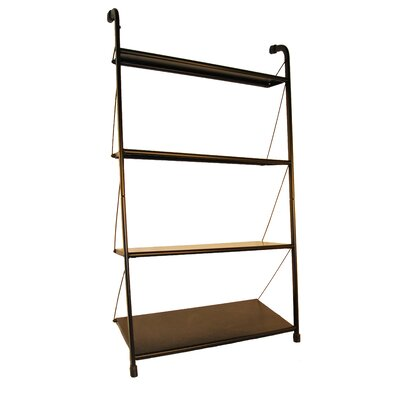JJ International 4 Tier Room Saving Shelf