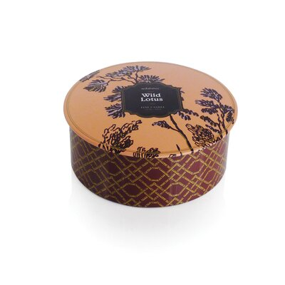 Seda France Jardin Wild Lotus 3-Wick Tin Candle