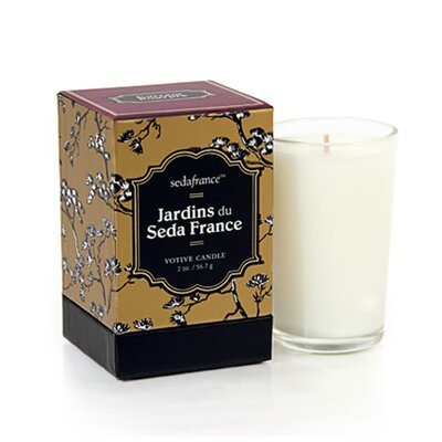 Seda France Jardin Currant Pourpre Votive Candle