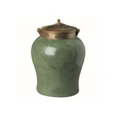 Shagreen Large Jar with Lid