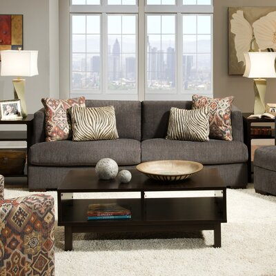 Bauhaus Park Avenue Chenille Sofa