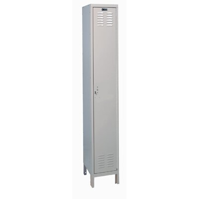 Hallowell ValueMax One Wide Single Tier Locker  (Unassembled)