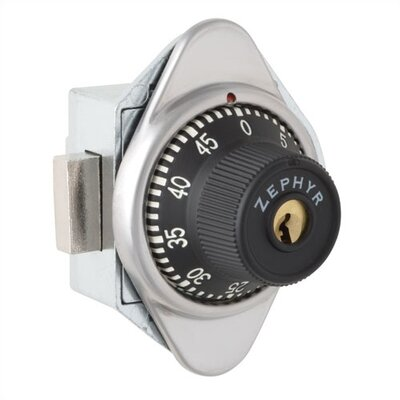 Hallowell Built-In Combination Lock- Manually Operated Dead Bolt