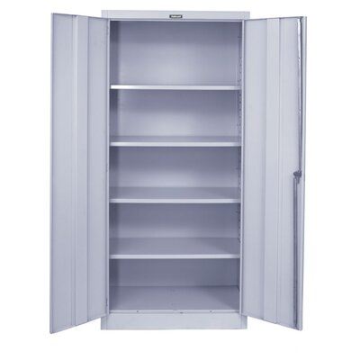 Hallowell 800 Series Storage Cabinet, Assembled