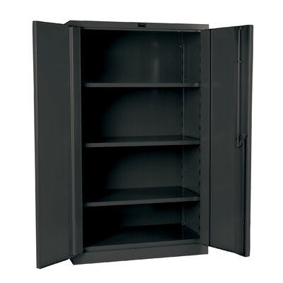 Hallowell DuraTough Galvanite Series Storage Cabinet