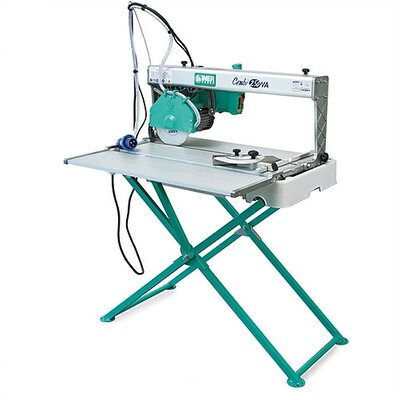 "Imer Combicut 250VA 15 Amp 110 V 1.5 HP 10"" Blade Diameter Electric Tile and Stone Saw"