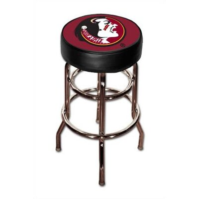 Sports Fan Products NCAA - Chrome Swivel Barstool