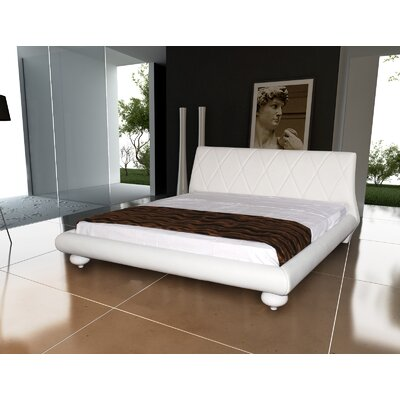 Casabianca Furniture Joy King Platform Bed