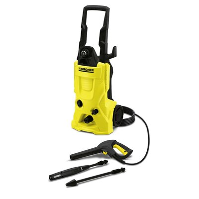 Karcher Water Cooled Induction Motor Pressure Washer