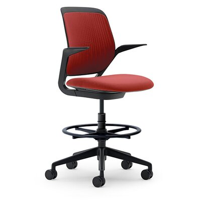 Steelcase Cobi Height Adjustable Drating Stool